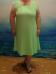 """Сорочка """"Травинка"""" (Smart-Woman, Россия) — размеры 60-62, 64-66, 68-70, 72-74, 76-78"""