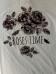 """Туника белая """"Розы"""" (Smart-Woman, Россия) — размеры 60-62, 64-66, 68-70, 72-74, 76-78, 80-82"""